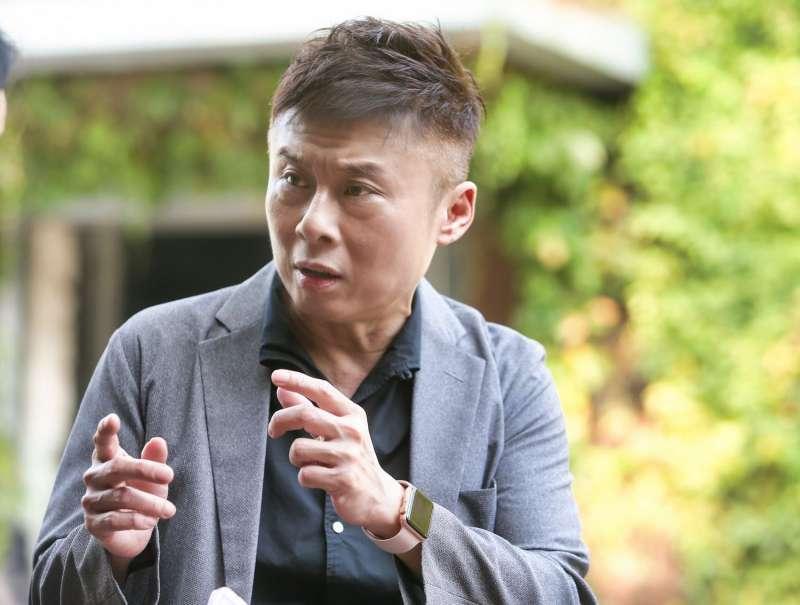 看見VR的未來,劉思銘:「放眼華人世界,文化層面我們還沒輸啊,這就是我們有機會領跑的起點。」(圖/文化+提供)