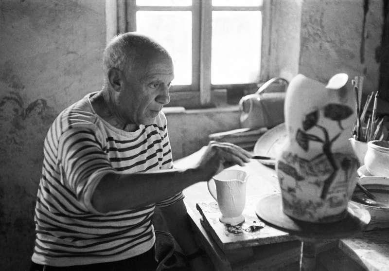 Pablo Ruiz Picasso(圖/城市美學新態度)