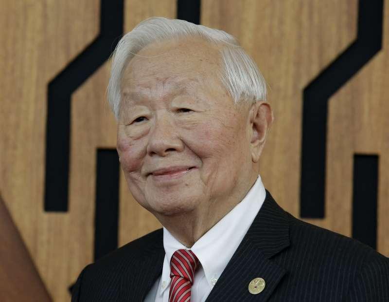 2018年APEC巴布亞紐幾內亞領袖峰會,台灣領導人代表張忠謀與會(AP)