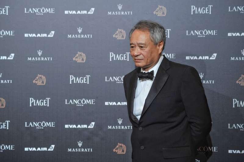 20181117-第55屆金馬獎,金馬獎評審團主席李安。(顏麟宇攝)