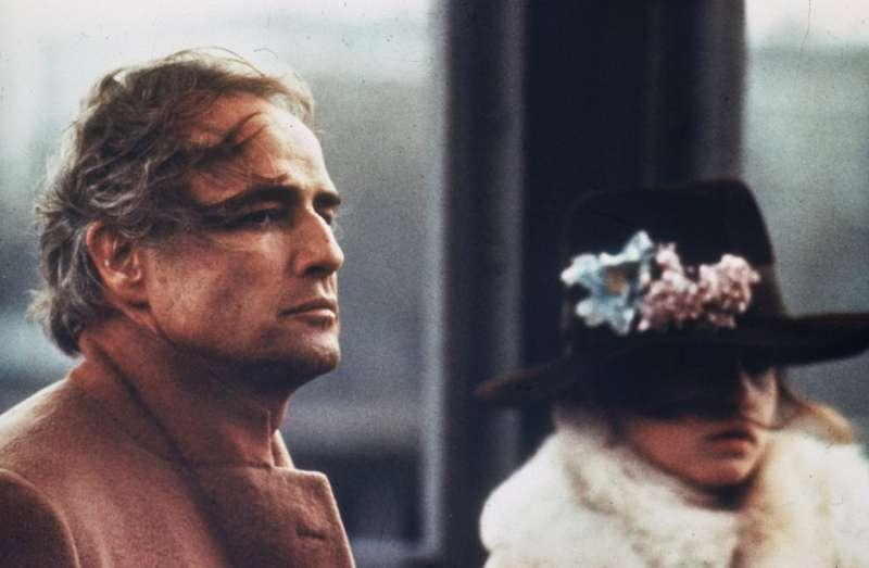 電影《巴黎最後的探戈》。(圖/BBC中文網)