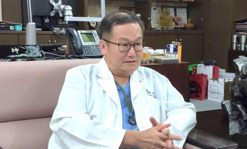 台灣向來在臂神經叢領域擁有世界頂尖的手術技術,而在義大醫院杜元坤院長的推動下,如今更進一步以AI來進行病情判斷與治療預測(攝影 / 陳鈞煥)