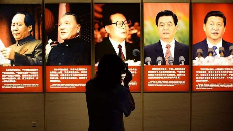 民營企業家獲准加入中國共產黨,源於中國前國家主席江澤民2001年的講話。(圖/BBC中文網)
