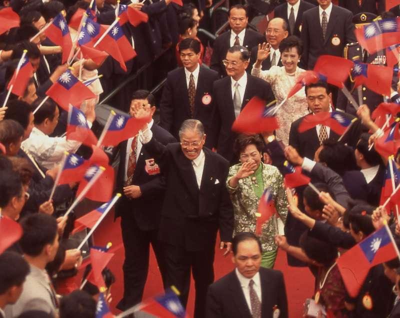 前總統李登輝。(新新聞資料照)