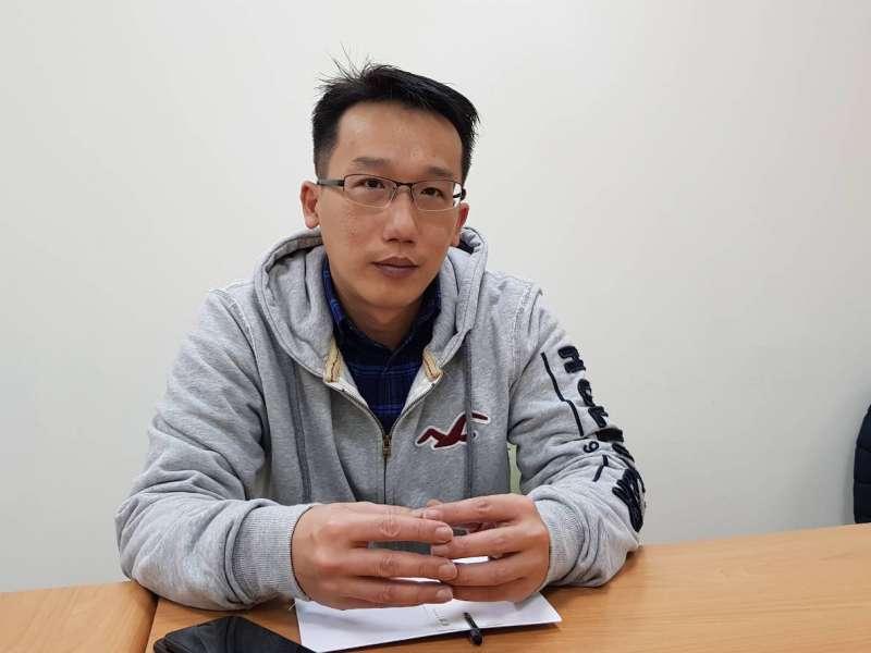 工程組組長徐光宏表示,「病歷共享」除了讓小診所能藉由看到的病歷幫助治療外,也落實病人拿回自己的病歷自主權(攝影 / 風傳媒)