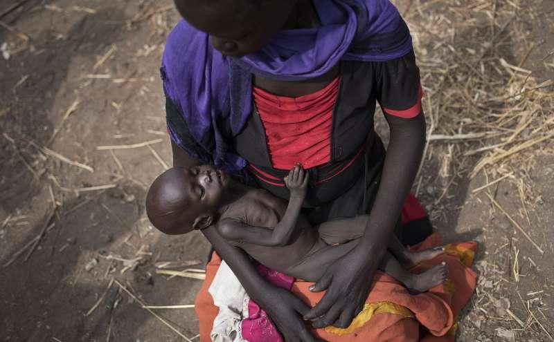 南蘇丹自2013年開始便戰火頻仍,饑荒肆虐,也導致暴力事件層出不窮。(AP)