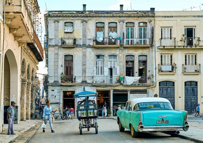 古巴當局過往對網路嚴格管制,是世界上網際網路覆蓋率最低的國家之一。(Pedro Szekely@Flickr/CC BY-SA 2.0)