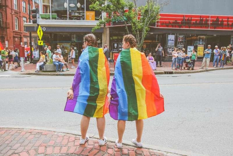 每年的同志遊行,以行動證明愛能跨越性別(圖/Unsplash)