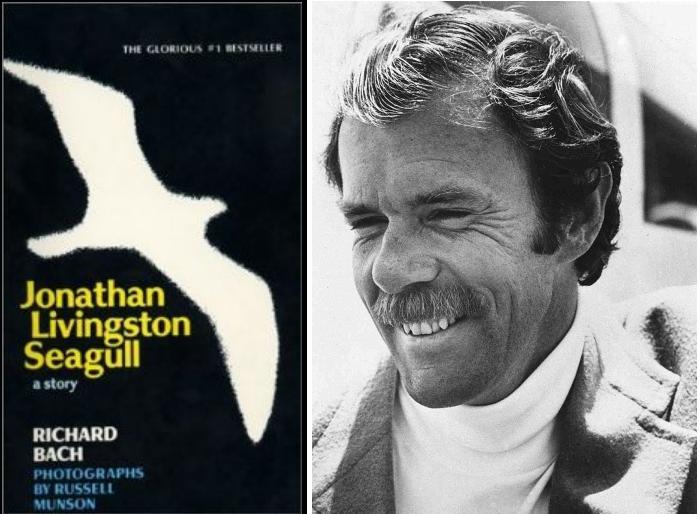 《天地一沙鷗》(英語:Jonathan Livingston Seagull)是美國作家李查·巴哈所創作的寓言性小說。(維基百科)