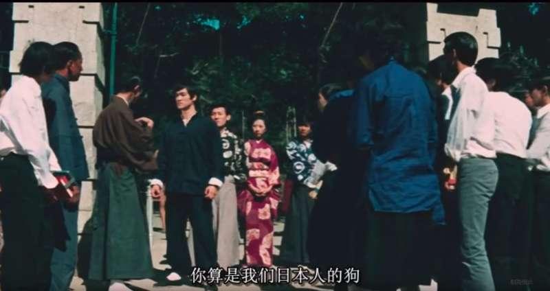20181207-為何李小龍在《精武門》裡對抗的大多都是日本人呢?(圖/取自youtube)