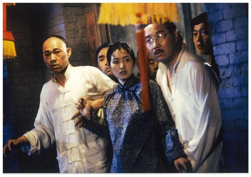 20181207-正逢25周年,華語影史經典電影《霸王別姬》將在14日數位修復版重新上映。(甲上娛樂提供)