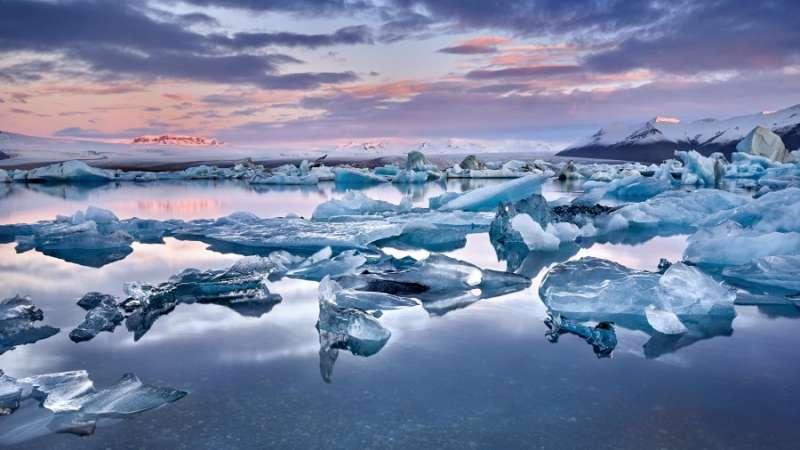傑古沙龍冰河湖(Jökulsárlón)(圖/kkday)
