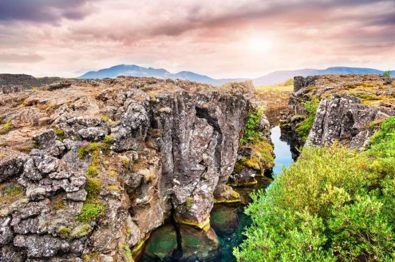 辛格韋德利國家公園(Þingvellir National Park)(圖/kkday)