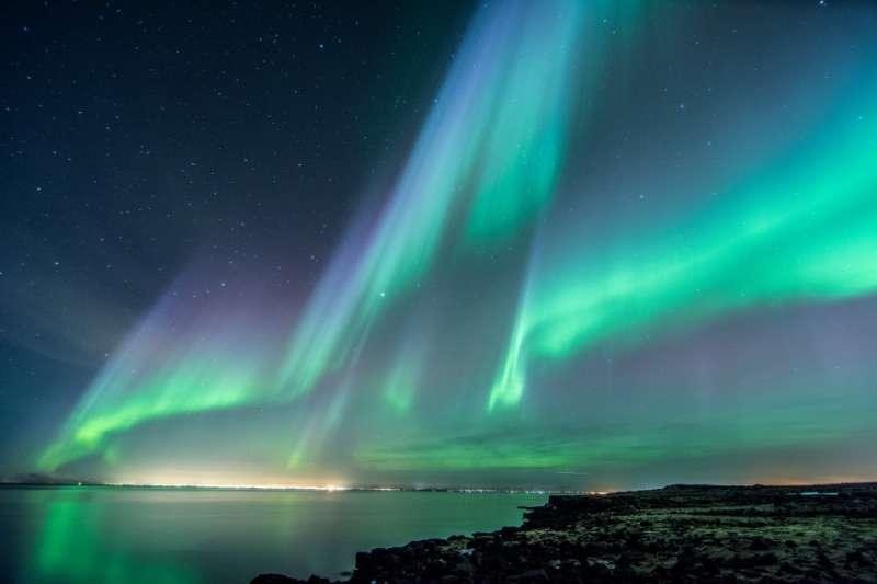 冰島極光(圖/kkday)