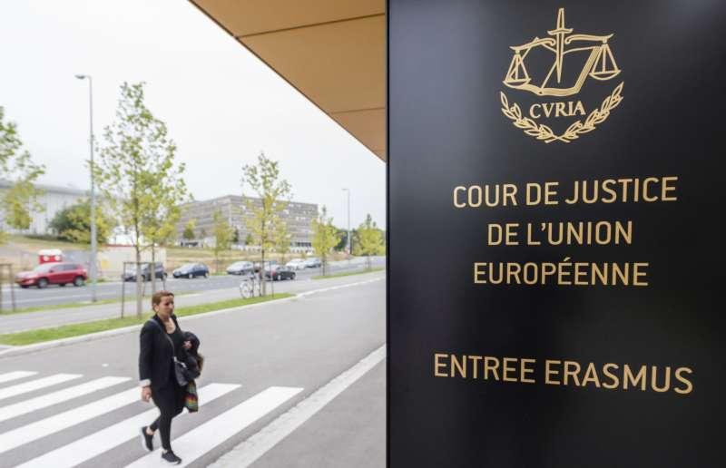 歐洲法院10日裁定,英國可單方面中止脫歐程序(美聯社)