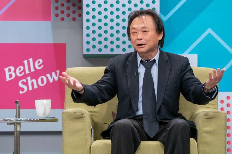 20181211_TVBS節目《國民大會》邀請王世堅暢談高雄願景。(TVBS提供)