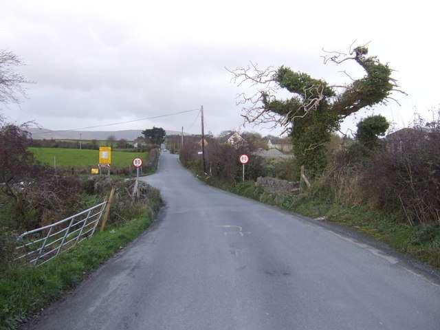 英國領土北愛爾蘭與歐盟成員國愛爾蘭的邊界,成為英國脫歐進程最棘手的議題(Jonathan Billinger@Wikipedia / CC BY-SA 2.0)
