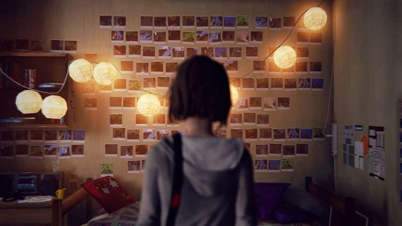 電玩遊戲「奇妙人生(Life is Strange)」。(圖/取自flickr)