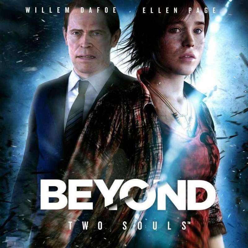 電玩遊戲「超能殺機:兩個靈魂(Beyond: Two Souls)」。(圖/取自flickr)