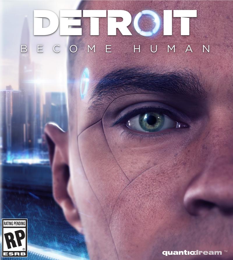 電玩遊戲「底特律:變人(Detroit: Become Human)」。(圖/取自flickr)