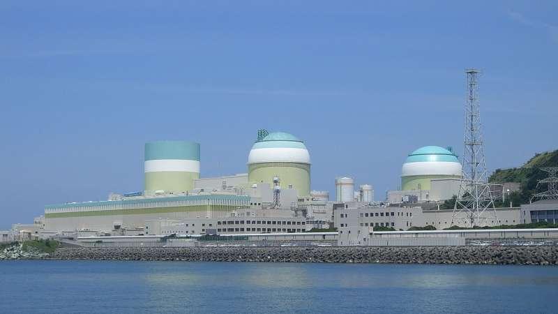 20181215-風數據/核一除役專題。日本:伊万核能發電廠。(取自維基百科/CC BY-SA 2.5)