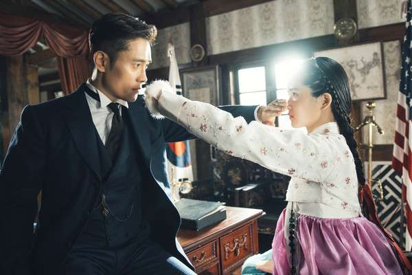 《陽光先生》堪稱韓劇史上最大規模。(圖/想想論壇)