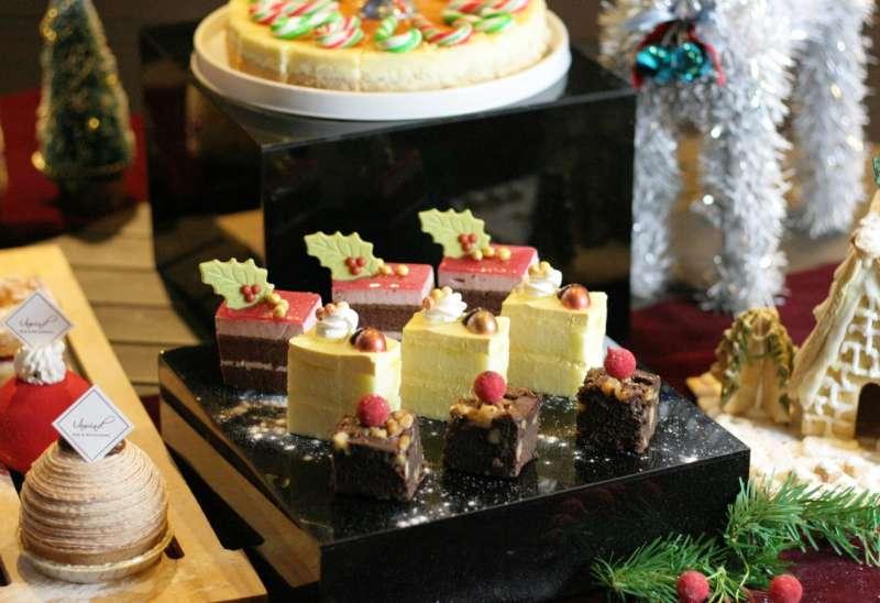 可愛應景的耶誕節甜點吧,點綴溫馨浪漫的耶誕氛圍(圖/永安ˊ棧)