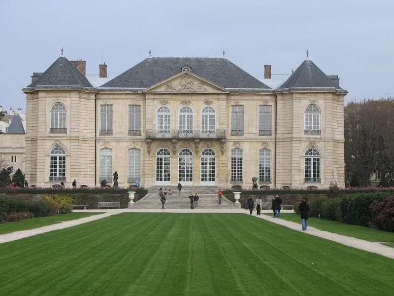 巴黎羅丹美術館。(圖/城市美學新態度)