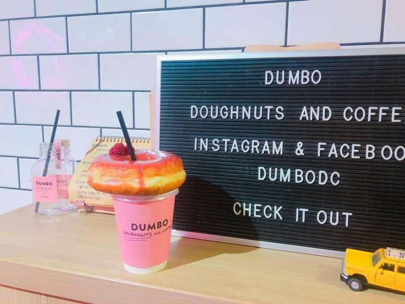 招牌人氣商品,覆盆子甜甜圈(圖/KKday)