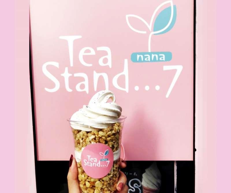 紅茶阿法奇朵,以紅茶為基調再加上冰淇淋的義式甜點(圖/KKday)