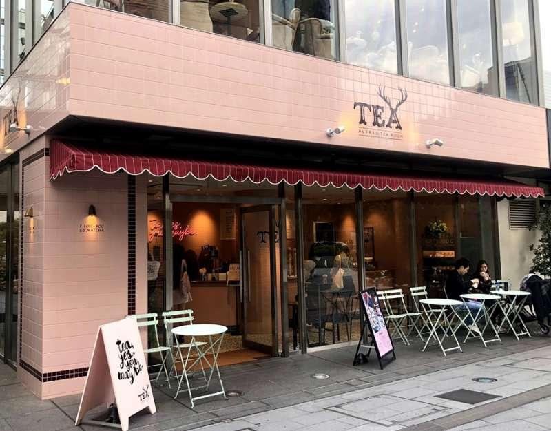 來自洛杉磯的珍珠奶茶店,是好萊塢咖啡店Alfred Coffee的姊妹店。(圖/KKday)