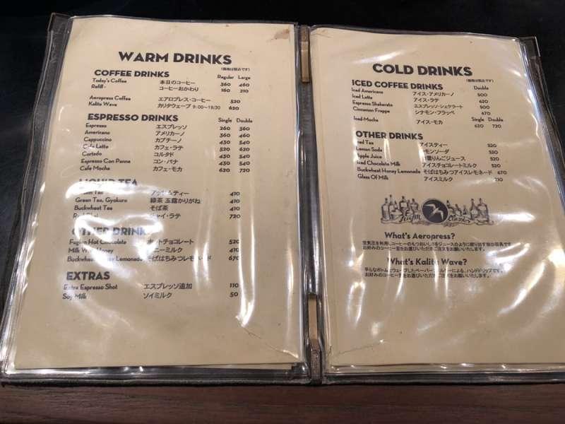 就算不懂日文也不必擔心,因為菜單上也都有英文,店員也會很親切溝通唷。(圖/KKday)