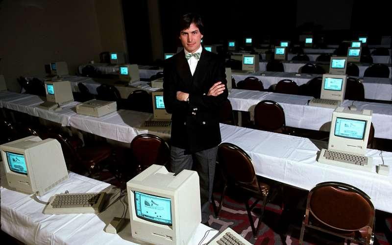 離開蘋果後,賈伯斯曾為制造 NeXT 的個人工作站建工廠,最後也是失敗告終。(圖/愛范兒ifanr)