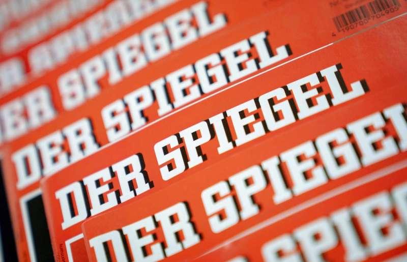 德國《明鏡週刊》傳出假新聞的醜聞。(美聯社)