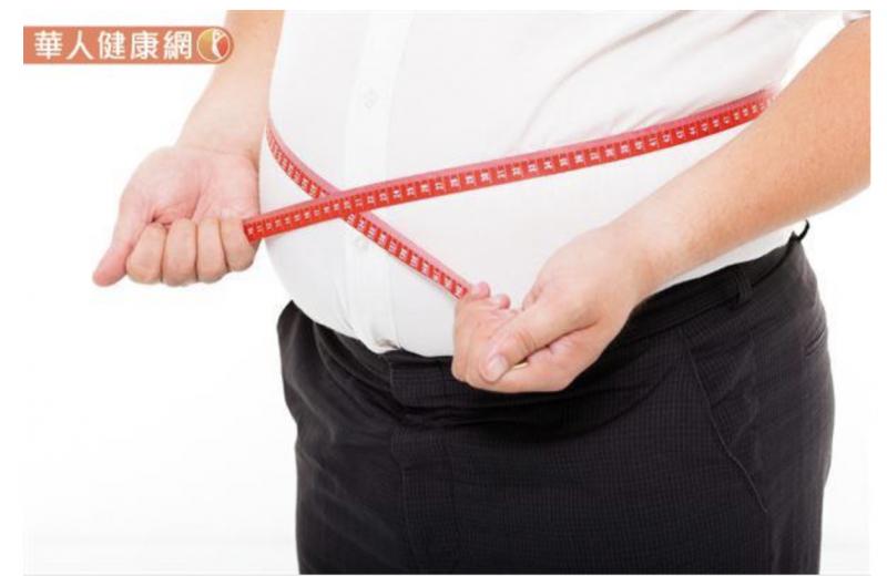 20181227-熱量消耗不完,身上的脂肪就會越堆越多,最後造成肥胖問題。(圖/華人健康網提供)