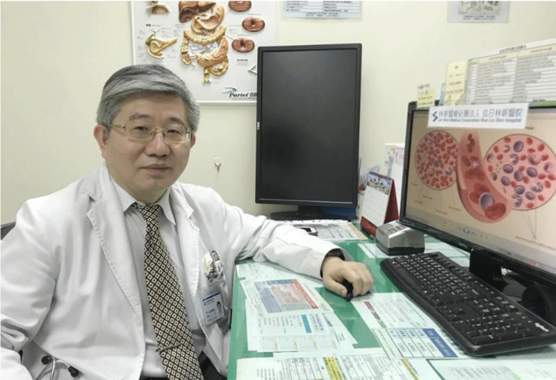 20181227-烏日林新醫院血液科林增熙主任表示,現代醫學發展十分進步,白血病已不等於致命,但仍不可掉以輕心。(圖片提供/烏日林新醫院)