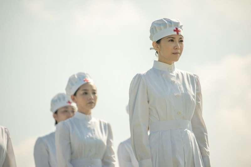 廖苡喬主演的大愛戲劇「智子之心」。(圖/文化+)