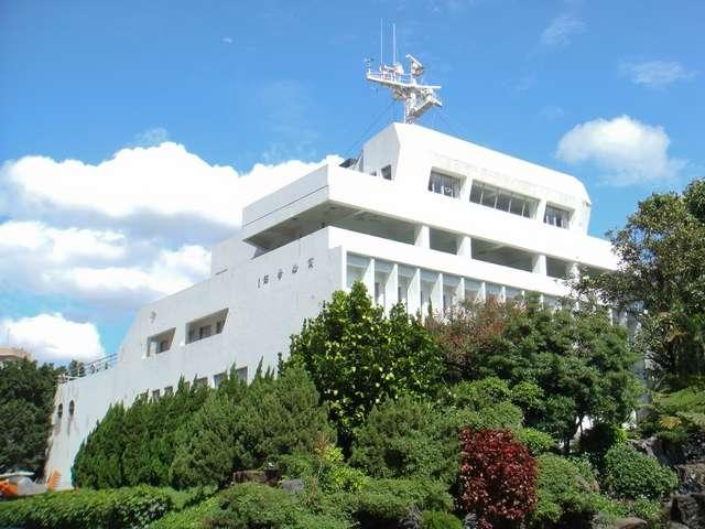淡江大學海事博物館。(圖/淡水維基館)