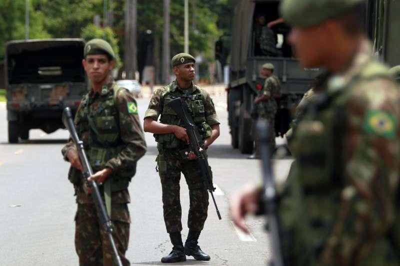 巴西新總統博索納羅的就職典禮將於1日舉行,戒備森嚴(美聯社)