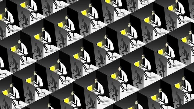 對於工作已經厭煩透頂?換個新工作真的是最好的解決方法嗎?(圖/BBC中文網)