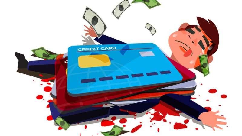 財務狀況呀的闖不過氣?新年有可能能從財務困境中解脫嗎?(圖/BBC中文網)