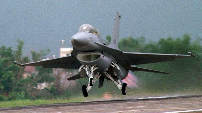 美國對台售武多次引發北京不滿。(圖/BBC中文網)
