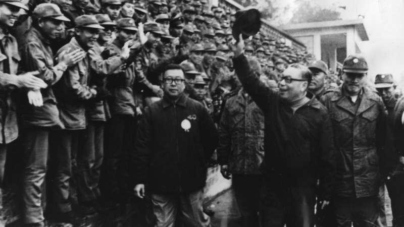 蔣經國在台美斷交後一度暫停了試驗中的民主選舉。(圖/BBC中文網)