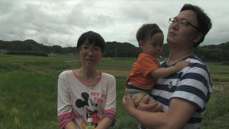 A家長:「如果沒有ABC托兒所(エイビイシイ保育園)的話,我應該就沒辦法生第二個了。」(圖/翻攝自youtube)