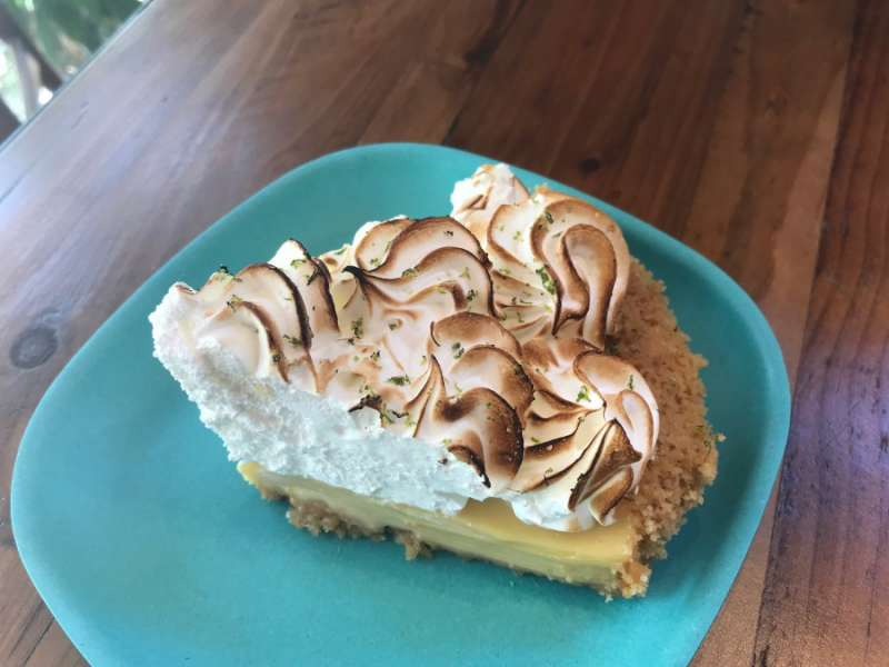 Moondog Cafe的Key Lime Pie(圖/kkday)