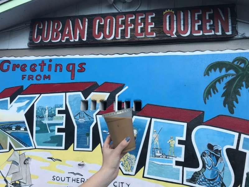 Cuban Coffee Queen的網美牆(圖/kkday)
