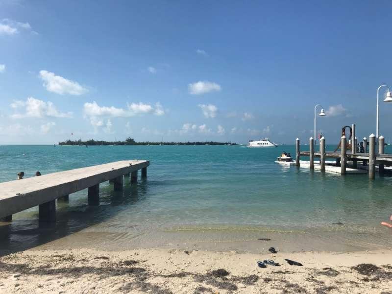 Key West的海岸風景(圖/kkday)