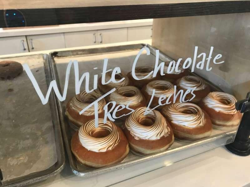 每天限量、現做的甜甜圈。(圖/kkday)