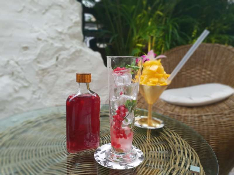 The Summer的調酒類飲品(圖/kkday)