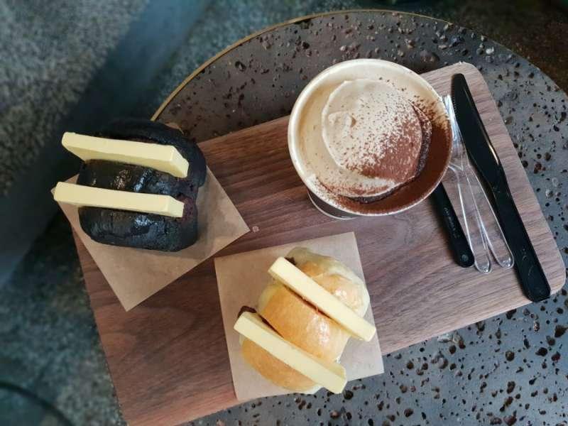 長相超特別的奶油麵包(圖/kkday)